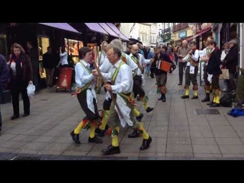 Morris Dance - Traditional English Folk Dancing & Music