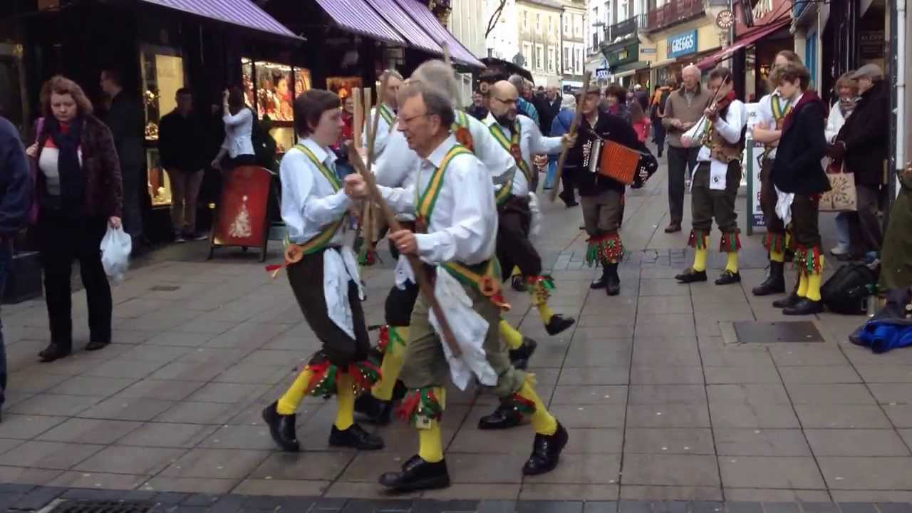 Morris Dance Traditional English Folk Dancing Music Youtube