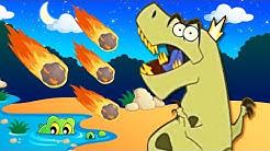 MESOZOIC ERA   180 Million Years Of Dinosaurs   Triassic, Jurassic & Cretaceous Periods  Educational