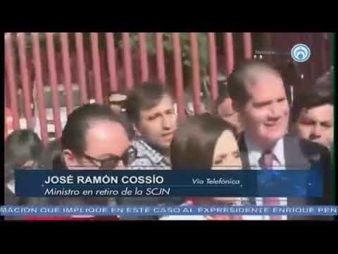 Prisión preventiva de Rosario Robles es una medida cautelar: José Ramón Cossio