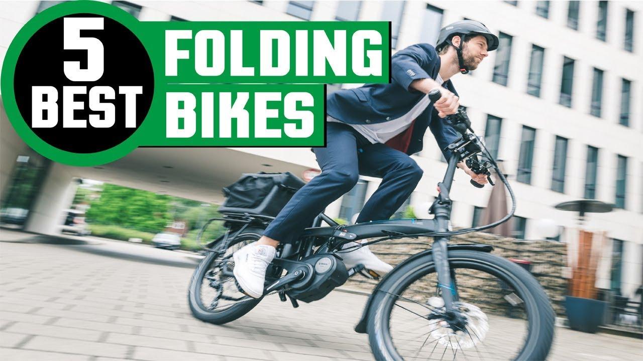 Folding Bike Best Folding Bikes Review In 2019 Euromini Zizzo Campo 28lb Buying Guide Youtube