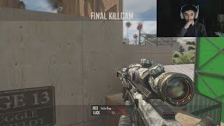 DID I JUST HIT THAT?? (INSANE BO2 SHOT)