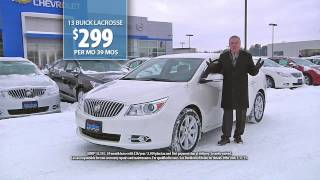 Buick Lacrosse Davidson of Rome Commercial