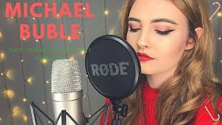 Gambar cover Michael Buble - Have yourself a merry little Christmas (Cover by Jenny Jones)