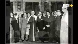 تلاوة نادرة   ختمة مشتركة لكبار القراء، الحصري والمنشاوي وعبدالحكم في ليبيا