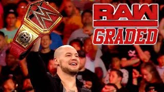 WWE Raw: GRADED (17th June) | Stomping Grounds 2019 Go-Home Show, Seth Rollins vs Daniel Bryan
