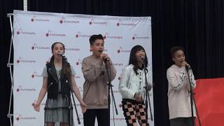 MusiСounts surprises Toronto school with $10,000 in instruments & special KIDZ BOP performance