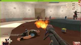 TF2 - 200 Kill boosting session! (ip in desc.)