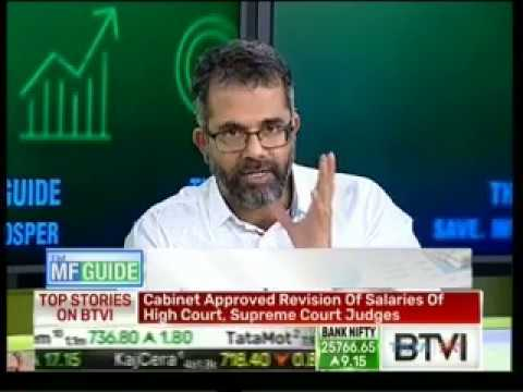 R. Srinivasan - Equity Head, SBI Mutual Fund on The MF Guide