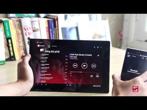 Xperia Tablet Z - Đánh giá nhanh Xperia Tablet Z - CellphoneS