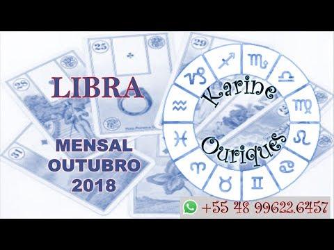 LIBRA - MESA REAL - OUTUBRO/2018 COM KARINE OURIQUES