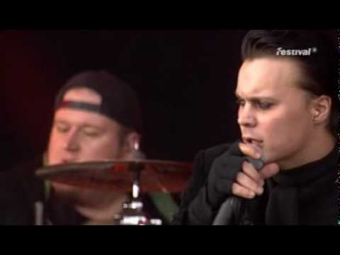 HIM - Right Here In My Arms (Live) - Rock Am Ring 2005