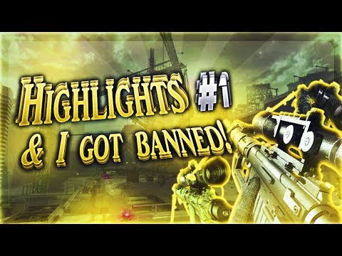 Highlights #1 + I GOT BANNED ON XBOX!!!