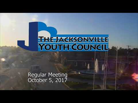 Jacksonville Youth Council - October 5, 2o017