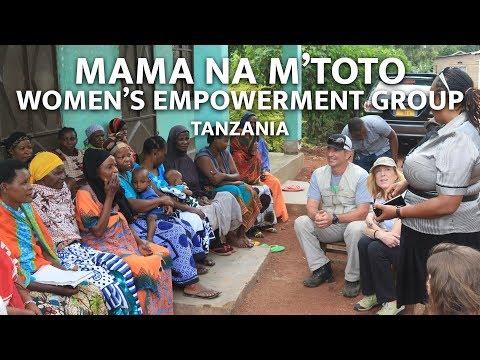 Tanzania Women's Empowerment Group - Mama na M'toto | HOP