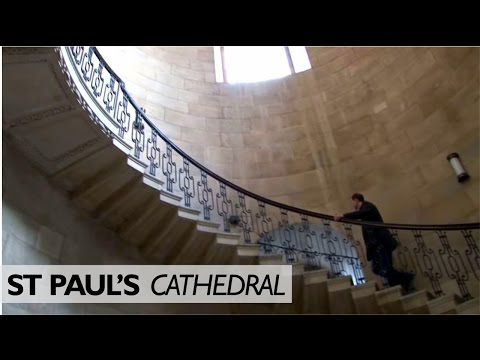 The Secret Rooms of St Paul's Cathedral