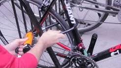 How to Use a U-Lock on a Bike