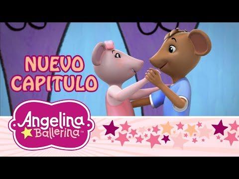 🎀 Angelina Ballerina Latinoamérica 🎀 Angelina y el Show de Arte (Capítulo Completo)