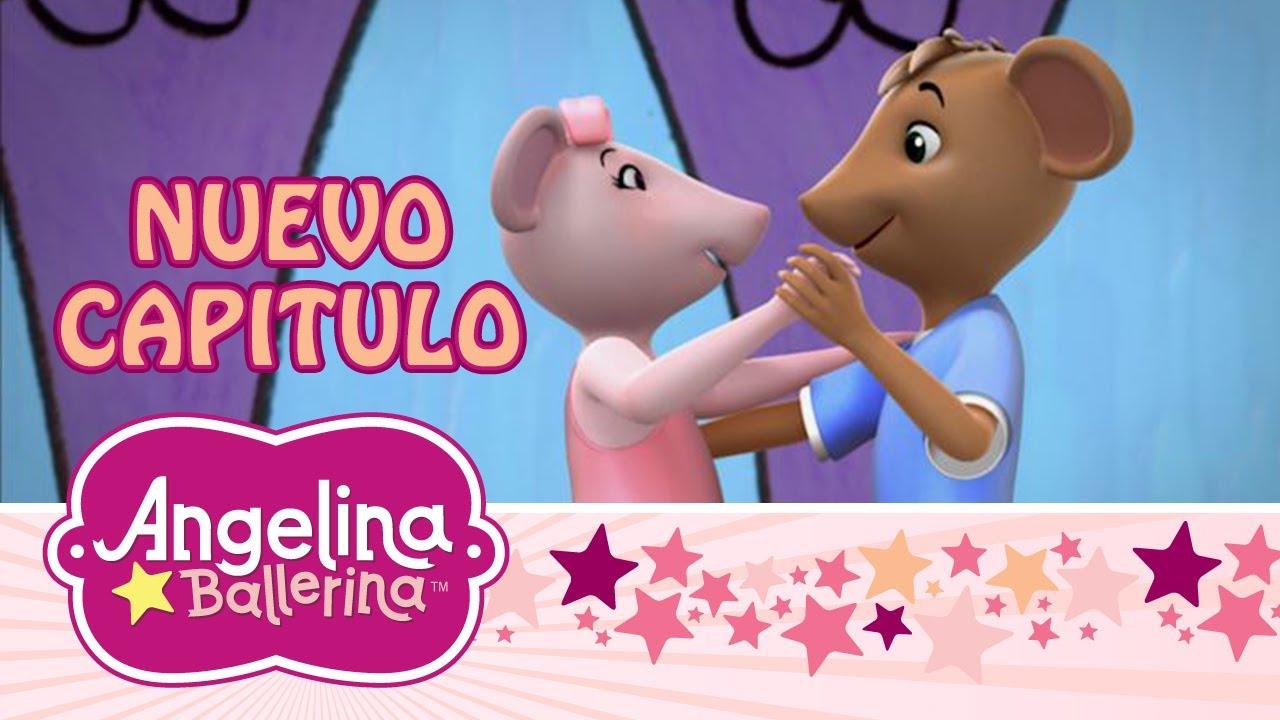 🎀 Angelina Ballerina Latinoamérica 🎀 Angelina y el Show de Arte ...