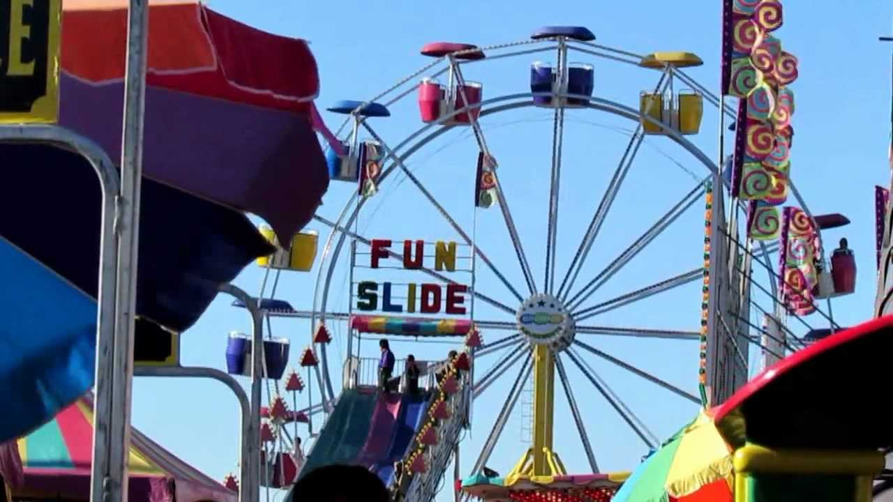 CARNIVAL RIDES ~ GAMES ~ FOOD ~ BROWN'S AMUTS [HD] - YouTube
