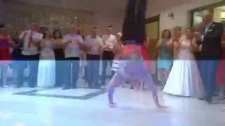 Taniec kamerzysty na weselu