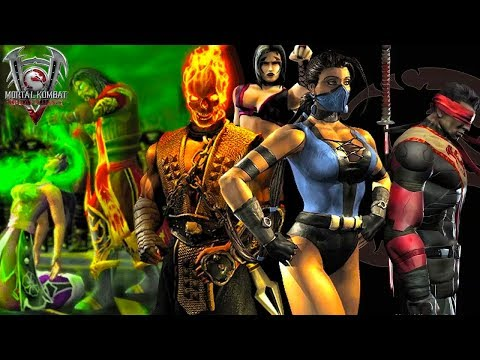 10 Awesome Facts On MORTAL KOMBAT DEADLY ALLIANCE