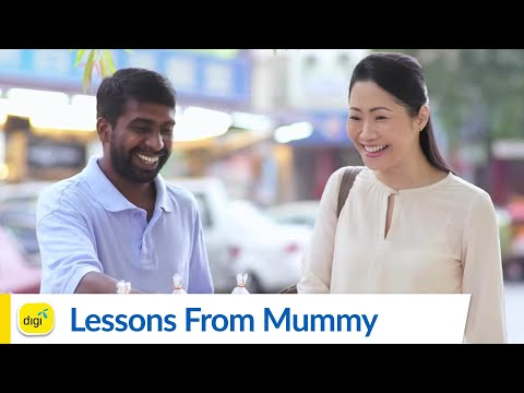 What lessons have you learnt from mum?