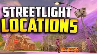 "All STREETLIGHT SPOTLIGHT LOCATIONS ""Dance Under Different Streetlight Spotlights"" All Locations"