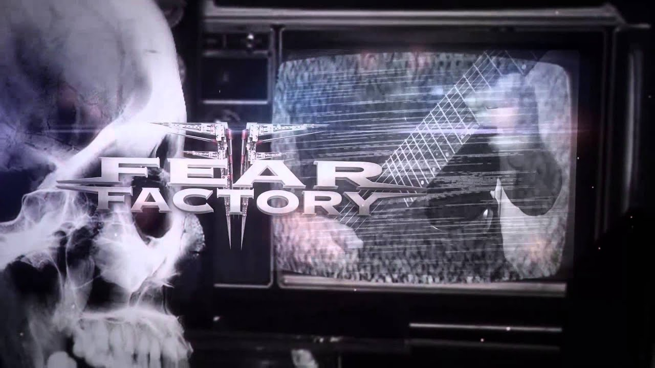FEAR FACTORY  — Soul Hacker (OFFICIAL TRACK & LYRIC VIDEO)