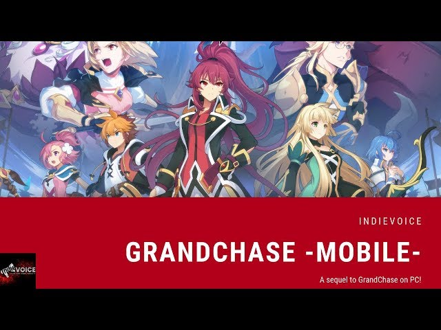 Mobile Game Review: GrandChase M! A great sequel!
