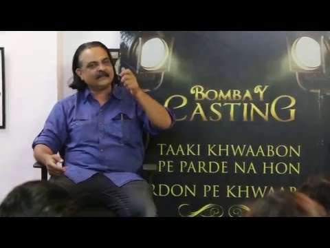Bombaycasting Acting Workshop By Renowned Filmmaker Ashwini Chaudhary