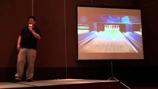 微軟 Xbox360 Kinect示範影片《Kinect Sports》2/2