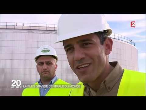 Ouarzazate  Le Maroc possède La Plus Grande Station Solaire Au Monde