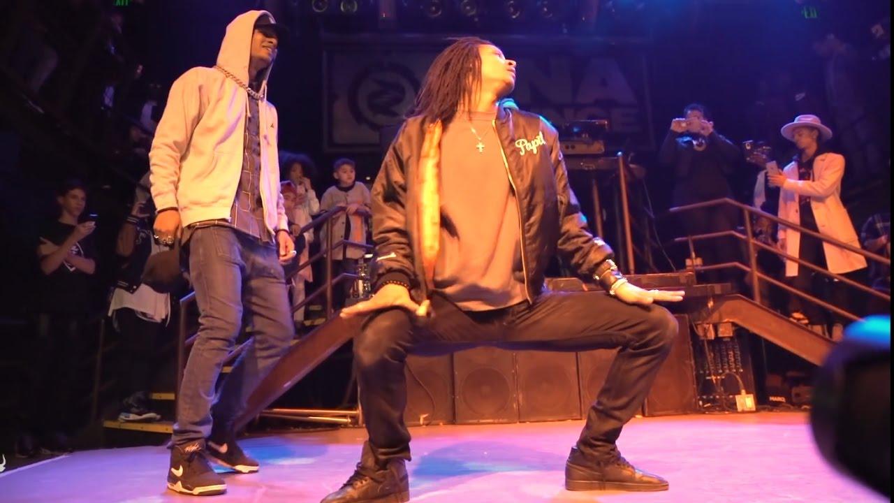 Hip Hop 2017 - Les Twins 2017 - Best Dance Of The World 2017 HD p1 #1