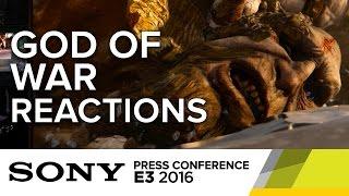 Kratos Returns in God of War! - E3 2016 GameSpot Post Show