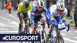 Kuurne-Brussels-Kuurne 2020 Men's Highlights | Cycling | Eurosport