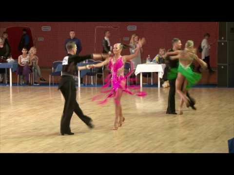 Dmitry Frolov - Anna Eremenko | F Cha-cha-cha | 1st Block of Russian Championships