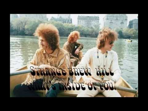 Cream - Strange Brew lyrics