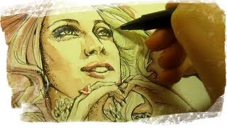 Lady Gaga - Bad watercolor Romance (sessione in treno) (sub ENG)