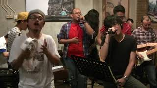 Gambar cover The Heavenly Project - 4th Avenue Cafe (L'Arc en Ciel cover) @ Musik Jepang vol 1