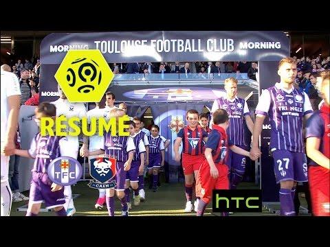Toulouse FC - SM Caen (0-1)  - Résumé - (TFC - SMC) / 2016-17