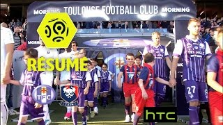 Video Gol Pertandingan Toulouse vs SM Caen