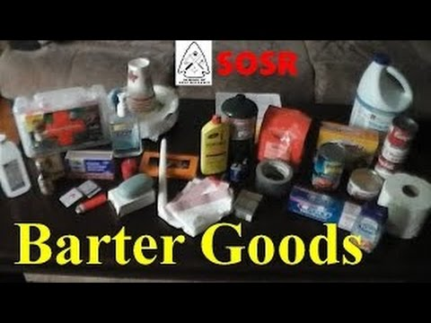 Barter Goods (From Selco's Interview)- School of Self Reliance