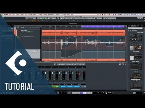 New Automation Handling | Hands on the New Features in Cubase Pro 9.5