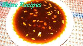 खट्टी मीठी इमली की मजेदार चटनी बनाऐ घर पर by shine recipes