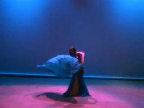 Vélina Danse Orientale Voile, juin 2009