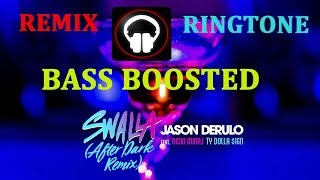 Bass Boosted | Jason Derulo - Swalla (feat. Nicki Minaj & Ty Dolla $ign) | Swalla Remix