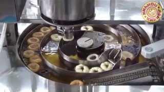 Пончиковый аппарат карусельного типа - SHELDEM donut machine