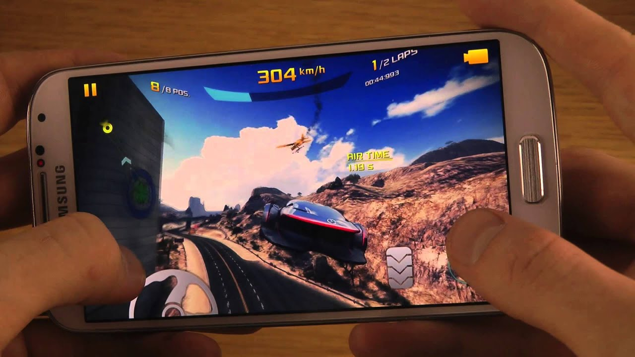 asphalt 8 airborne mercedes benz silver lightning samsung galaxy s4 hd gameplay review youtube. Black Bedroom Furniture Sets. Home Design Ideas
