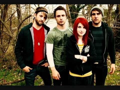 Paramore  Playing God with Picts